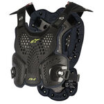 _Alpinestars A-1 Roost Guard Black | 6700116-104-P | Greenland MX_
