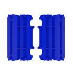 _Polisport Yamaha YZ 125/250 05-18 Radiator Louver Kit Blue | 8985500001 | Greenland MX_