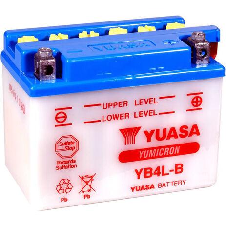 _Batterie Yuasa YB4L-B   7070337   Greenland MX_