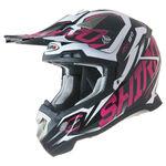 _Shiro MX-917 Thunder Helmet Pink Fluor | 977-36 | Greenland MX_
