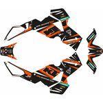 _KTM Adventure 990 06-13 Full Sticker Kit | SK-KTM990ADVFAC-P | Greenland MX_