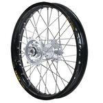 _Talon-Excel Suzuki RMZ 250/450 07-.. 19 x 1.85 rear wheel silver-black | TW663NSBK | Greenland MX_