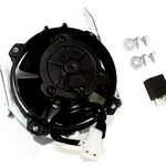 _4MX Husqvarna TE/FE 20-.. KTM EXC 20-.. Gas Gas EC 21-.. Radiator Fan | 4MX-FANKIT-01 | Greenland MX_