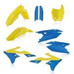 _Full Kit Plásticos Acerbis Suzuki RMZ 450 19-20 Azul/Amarillo   0023623.274-P   Greenland MX_