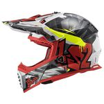 _LS2 Fast EVO MX437 Crusher Helmet | 404373432-P | Greenland MX_