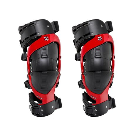 _Asterisk Ultra Cell 2.0 Knee Braces | UCRDP20-P | Greenland MX_