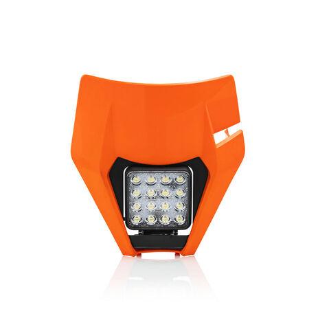 _Acerbis Headlight VSL KTM 17-19 Orange 2016   0023949.011   Greenland MX_