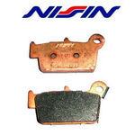 _Nissing Rear Brake Pads Gas Gas 09-13, YZ 125/250 03-08, YZF 250/450 03-13, RM 125/250 04-07 | FP-R002 | Greenland MX_