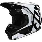 _Fox V1 Prix Helmet Youth Black   25478-001   Greenland MX_