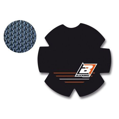 _Blackbird KTM EXC-F 250/350/450 17-.. SX-F 250/350/450 16-.. Clutch Cover Protection Sticker | 5515-05 | Greenland MX_