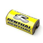 _Renthal fat bar square handlebar pad Yellow   P283   Greenland MX_