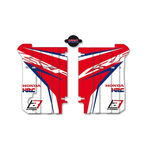 _Blackbird Replica HRC Honda CRF 250 R 14-17 Radiator Louver Decal Kit | A105R17 | Greenland MX_