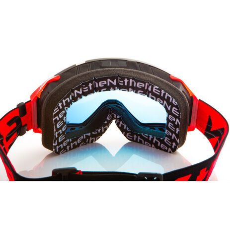 _Lunette Ethen Top Noir/Rouge | MX0509 | Greenland MX_
