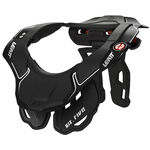 _Collarin Leatt GPX 6.5 Carbon Negro | LB1015100100P | Greenland MX_