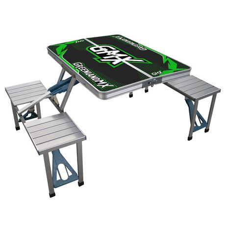 _GMX Foldable Table and Seat Kit | GK-CP-KT | Greenland MX_