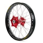 _Talon-Excel Beta RR 250/300/350/450 13-.. X-Trainer 15-.. 18 X 2.15 Rear wheel Red/Black | TW809LRBK | Greenland MX_