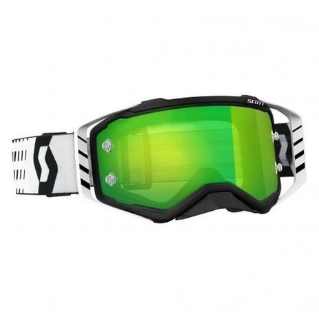 _Scott Prospect Green Glass Works Goggles Black/White | 2681781007279-P | Greenland MX_