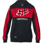 _Fox Honda Pullover Fleece | 25955-017-P | Greenland MX_