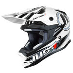 _Just1 J32 Raptor Helmet White | 1601070P | Greenland MX_