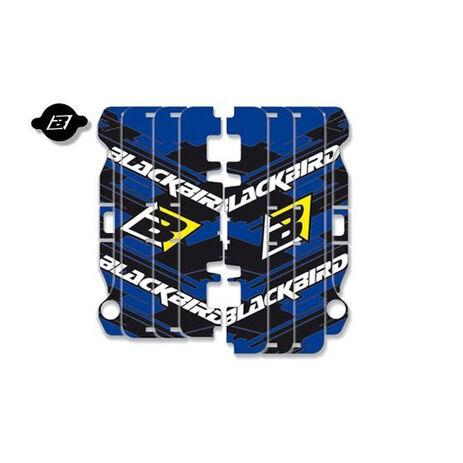 _Kit Adhesivos Rejilla Radiador Blackbird Yamaha YZ-F 450 10-13 | A201 | Greenland MX_