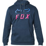 _Fox Furnace Pullover Fleece Navy | 23046-007 | Greenland MX_