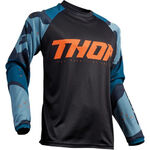 _Thor Sector Camo Jersey Blue   2910-4913-P   Greenland MX_