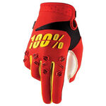 _Gloves 100% Airmatic Red/Yellow | 10004.020 | Greenland MX_