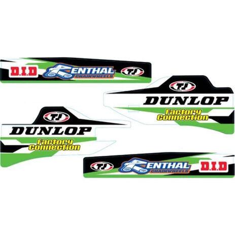 _TJ Suspension Decal Kit Kawasaki KX 250/450 F 06-08 | SK0608KXF | Greenland MX_