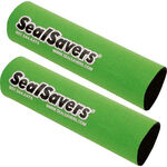_Neoprene fork seal savers long green | SS-006L | Greenland MX_