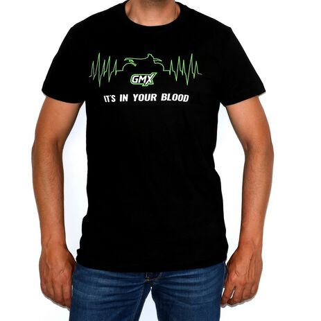 _Its in Your Blood T-Shirt | PU-GMXBLE | Greenland MX_