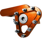 _Puntera Pedal de Freno Apico Naranja | AP-BPFTIPT | Greenland MX_