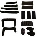_Ricambio Cinghie e Riverstimento Interno Ginocchiera Ortopedica  Donjoy Armor FP Lato Destro | 2931154 | Greenland MX_