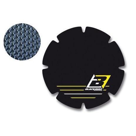 _Blackbird Suzuki RMZ 250 10-18 Clutch Cover Protection Sticker | 5323-02 | Greenland MX_