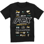 _Camiseta Infantil Fox Edify Negro   21002-001-YP   Greenland MX_