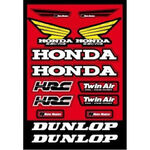 _Stickers varies honda | GK-80409 | Greenland MX_