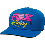 _Fox Youth Castr Flexfit Hat | 25004-159-P | Greenland MX_
