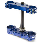 _Triple Clamp Neken Standard Kawasaki KX 250/450 F 14-17 (Offset 23mm) Blue | 0603-0598 | Greenland MX_
