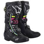 _Alpinestars Tech 10 Supervented Boots Black | 2010520-1991 | Greenland MX_