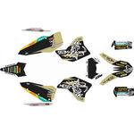 _KTM EXC/EXC-F 08-11 Full Sticker Kit WESS | SK-KTEXC0811WSBR-P | Greenland MX_