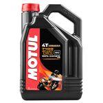 _Motul Oil  7100 15W50 4T 4L. | MT-104299 | Greenland MX_