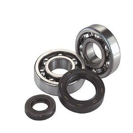 _Hot Rods Crank Shaft Bearing And Seals Honda CRF 250 R 04-05 CRF 250 X 04-06 | K041 | Greenland MX_