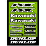 _Assorted kawasaki decals | GK-80412 | Greenland MX_
