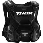 _Thor Guardian MX Roost Deflector Charcoal/Black | 2701-0868-P | Greenland MX_