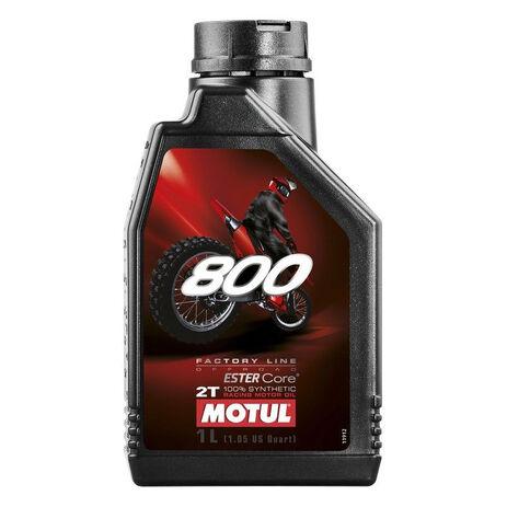_Motul Oil 800 FL OFF ROAD 2T 1L | MT-104038 | Greenland MX_