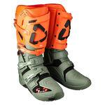 _Leatt .5 Flexlock Enduro Boots Green | LB3022060120-P | Greenland MX_