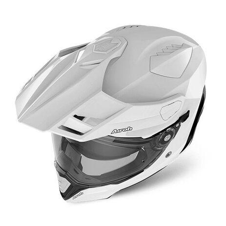 _Airoh Comander Helmet White | CM14 | Greenland MX_