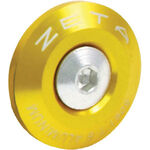 _Bar end plug  zeta 29 mm gold | ZE48-7004 | Greenland MX_