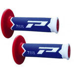 _Pro Grip 788 Triple Grips Blue/Red | PGP-788BLRD | Greenland MX_
