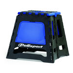 _Polisport Folding Bike Stand Blue | 8981500003 | Greenland MX_