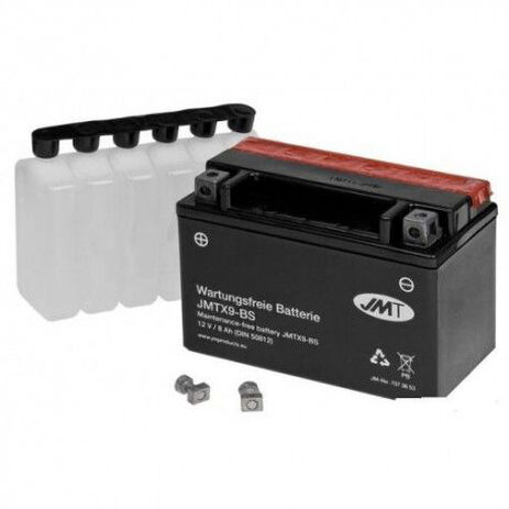 _JMT YTX9-BS Battery | 7073653 | Greenland MX_